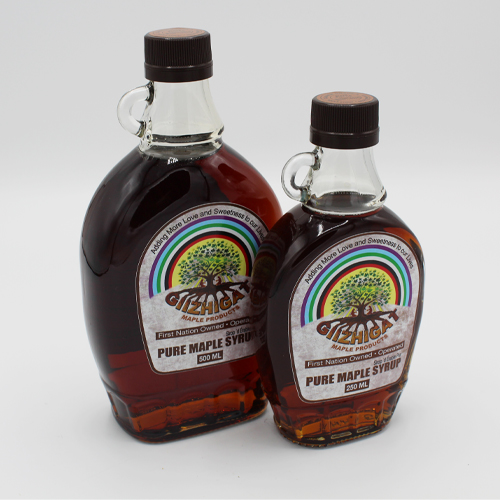 kent maple syrup jug sizes together