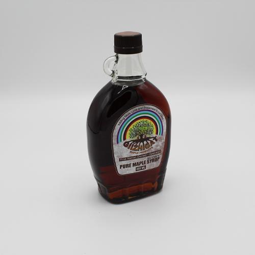 large sized kent maple syrup jug